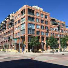 Rental info for 1499 Blake Street in the Auraria area