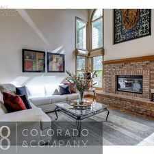 Rental info for 1430 Lodge Lane