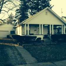 Rental info for Large back yard , view of lake across the street,heater is great 5 years old
