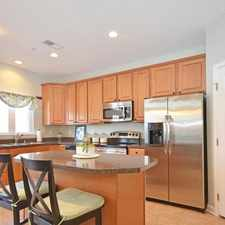 Rental info for 3 bedrooms Townhouse - Beautifully maintained Townhome minutes to downtown Easton. Pet OK!