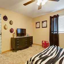 Rental info for 3 bedroom Upper Level Townhome apartment. Pet OK!