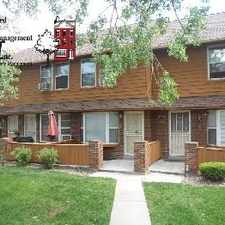 Rental info for Large 2 Bedroom Townhome! 1-car Garage! in the Mar Lee area