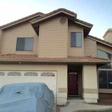 Rental info for 17335 Ridgedale Lane in the Yorba Linda area