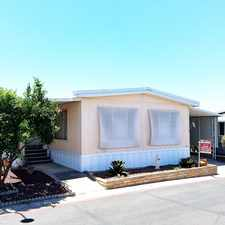 Rental info for GG56.. SPACIOUS 2 BED 2 BATH MOBILE HOME IN SANTEE'S PREMIER FAMILY COMMUNITY