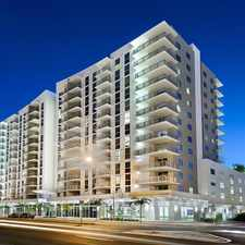 Rental info for Grove Station Tower in the Northeast Coconut Grove area