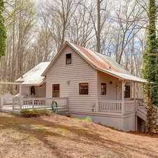Rental info for Other Home in Blairsville for Owner Financing