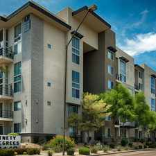 Rental info for Ninety Degrees at Paradise Ridge in the Scottsdale area