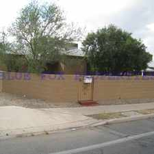 Rental info for 1714 E Grant Rd in the Tucson area