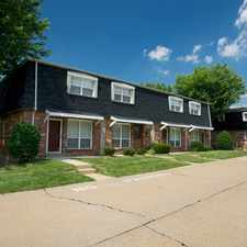 Rental info for Villa St. Cyr in the St. Louis area