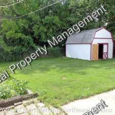 Rental info for 3136 LaPorte Street