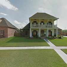 Rental info for Single Family Home Home in Prairieville for For Sale By Owner
