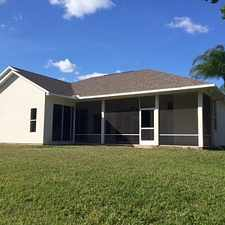 Rental info for Single Family Home Home in Vero beach for For Sale By Owner