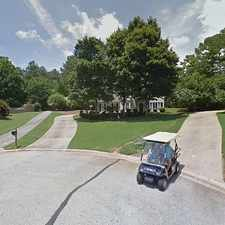 Rental info for Single Family Home Home in Peachtree city for For Sale By Owner