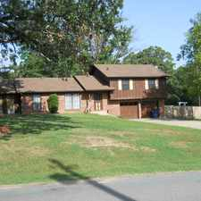 Rental info for 3 bedroom, 2 bath, with formal dining room, den and large family room.