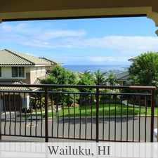 Rental info for 2 bedrooms Apartment - Situated on 16 acres along ridge of Kahalani, Maui. Offstreet parking!
