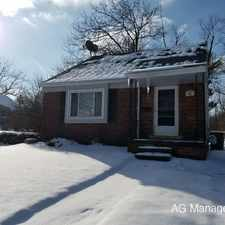 Rental info for 1070 Canterbury