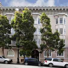 Rental info for 1035 SUTTER Apartments in the South of Market area