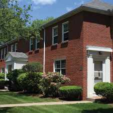 Rental info for Gardencrest Apartments in the Waltham area