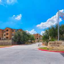 Rental info for Mission Hills in the San Antonio area