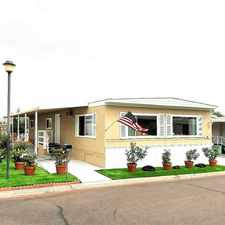 Rental info for MB266.. BEAUTIFULLY REMODELED 2 BED 2 BATH MOBILE HOME LOCATED IN 5-STAR GATED RETIREMENT COMMUNTY