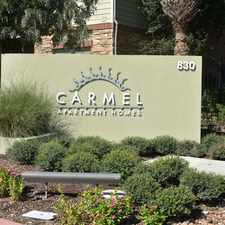 Rental info for Carmel Apartments in the Laredo area