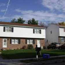 Rental info for Townhouse for rent in Hanover. $850/mo