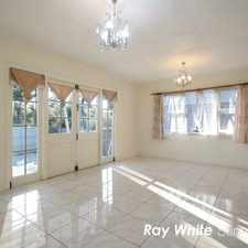 Rental info for Convenient Location. Easy Lifestyle. in the Brisbane area