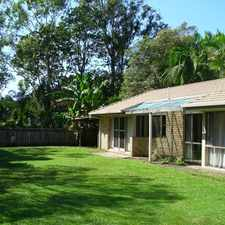 Rental info for Family Home with Huge Backyard!! in the Buderim area