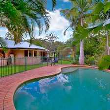 Rental info for 27 Possumwood Place in the Sunshine Coast area