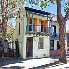 Rental info for Work From Home, Funky 3 Bedroom Industrial Style Conversion in the Sydney area