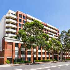 Rental info for Perfect for the Young Professional! in the Sydney area