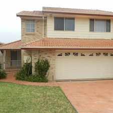 Rental info for Lovely Townhouse in the Wollongong area