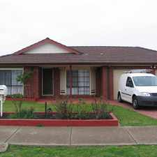 Rental info for LOOK NO FURTHER - QUALITY 4 BEDROOM HOME