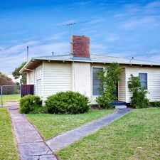 Rental info for Move Right In! in the Geelong area
