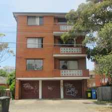 Rental info for Affordable One Bedroom Unit with Lock Up Garage