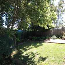 Rental info for ONE BEDROOM GRANNY FLAT - PET FRIENDLY YARD! in the Campbelltown area