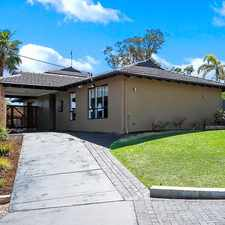 Rental info for SHORT TERM LEASE AVAILABLE NOW!!! in the Padbury area