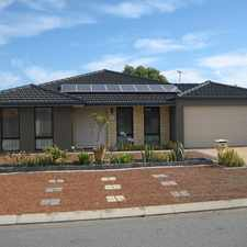 Rental info for Low maintenance home ... Easy access to Perth ...