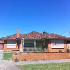 Rental info for Perfect Family Home.