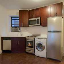 Rental info for E 2nd St in the East Village area