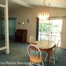 Rental info for 1401 Ware Blvd