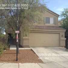 Rental info for 12915 W. Peppertree Lane