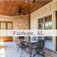 Rental info for Rare find in the heart of downtown Fairhope. Parking Available!