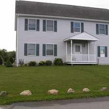 Rental info for Large colonial house