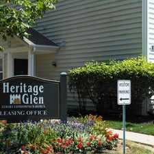 Rental info for Heritage Glen