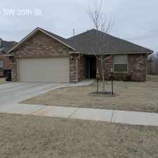 Rental info for 10733 SW 35th St