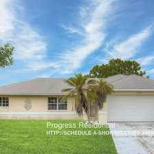 Rental info for 3406 SW 14th Place