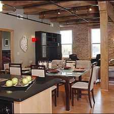 Rental info for Riverbend Lofts