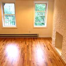 Rental info for HOUSTON ST in the New York area
