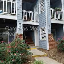 Rental info for Well Maintained Condo in the Heart of Myers Park-Unit #612 in the Charlotte area